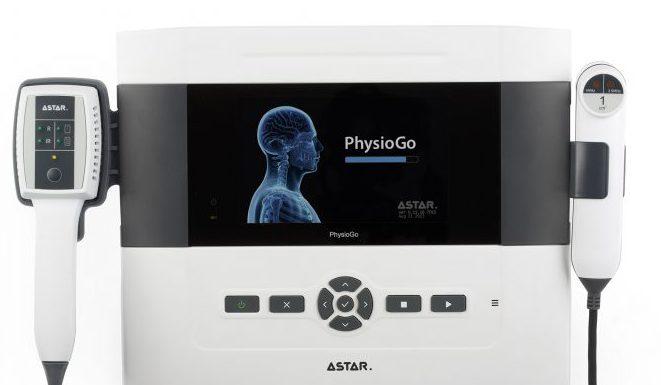 PhysioGo - urządzenie do elektroterapii