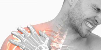 Zapalenie stawu ramiennego - reumatoidalne zapalenie stawów