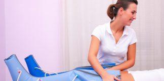 Obrzęk limfatyczny - zastosowanie presoterapii