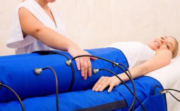 Presoterapia - zabieg
