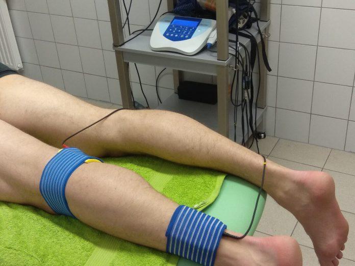 Zabieg elektroterapia - prądy Kotz'a