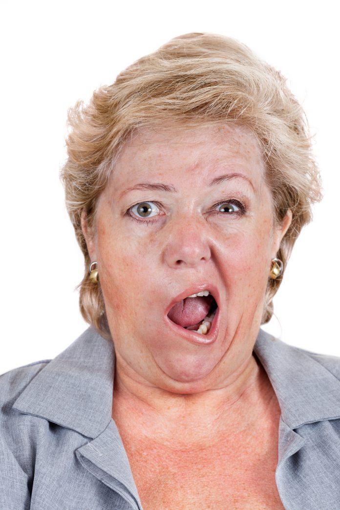 Porażenie nerwu twarzowego