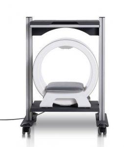 Trolley for magnetic field applicators