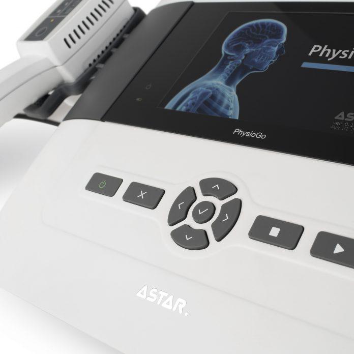 PhysioGo - aparat do elektroterapii