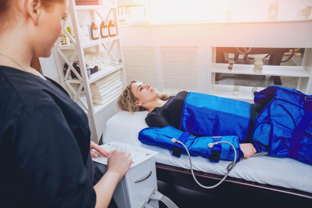 leczenie obrzęku limfatycznego presoterapia